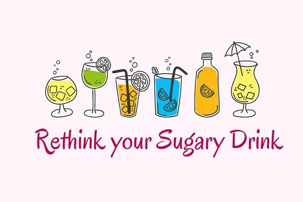 Doncaster East Dentist Tips: Rethink Your Sugary Drink
